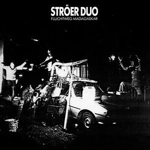 【ラスト1/LP】Stroer Duo - Fluchtweg Madagaskar