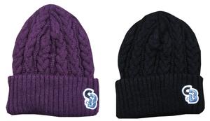 SABBAT13 ×SUPER BEAVER knit cap