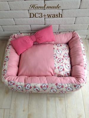 可愛いカップケーキピンクベッド