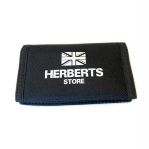 HERBERTS MINI WALLET Black