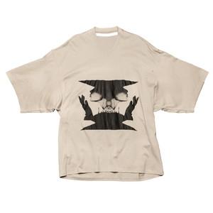 660CPM3-BEIGE /  SPECULAR Judith BIG Tシャツ
