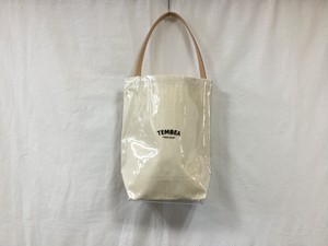"TEMBEA "" BAGUETTE TOTE "" CLEAR"