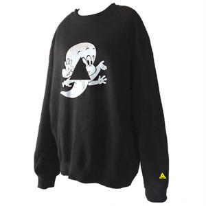 """""""Ghost"""" printed sweatshirts"""