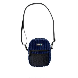 Bumbag Big Willie Compact Bumbag Navy バムバッグ