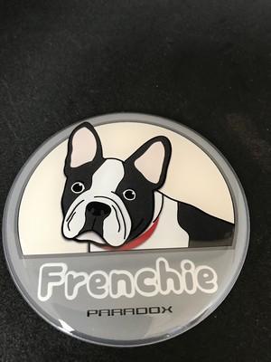 ゴーバッジ DOG 4 Frenchie