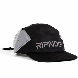 RIPNDIP - Nerm Flight Camper Hat (Black)