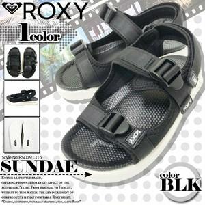 RSD191316 ロキシー アウトドアサンダル 新作 レディース かわいい 人気ブランド スポーツサンダル ROXY SUNDAE