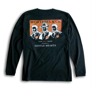 GENTLE HEARTS L/S TEE
