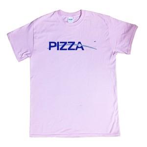 PIZZA T-shirt (ボディカラー:ピンク)