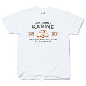 HEINKEL KABINE 1956 white