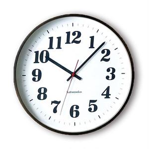 KATOMOKU plywood wall clock 3 km-43B