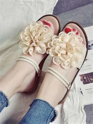 【shoes】Fashion design sweet ladies' beach sandals