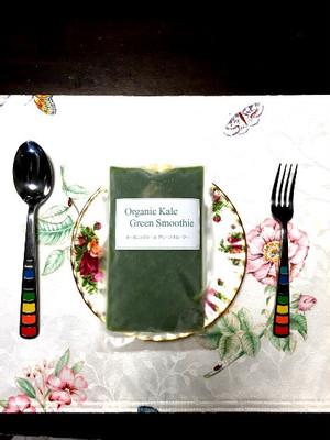 Organic Kale Green Smoothie