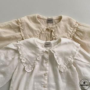 «予約» jejeunosity ensemble blouse 2colors アンサンブルブラウス