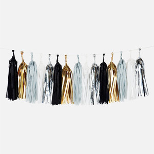 TASSEL GARLAND KIT(Black)
