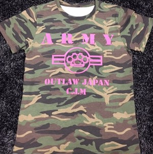 CENTER JAPAN ARMY T