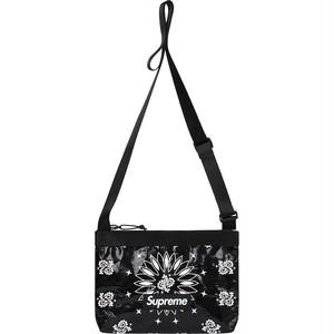 Supreme Bandana Tarp Side Bag  SUPREME supreme シュプリーム   バック 鞄