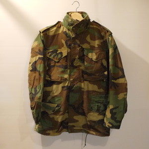 U.S.Milirary 1980's M-65 Field jacket SizeS-R