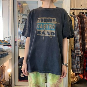 90's TOMMY CASTRO BAND TEE SHIRTS 90年代 BAND TEE