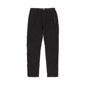 WM × GRAMICCI STRETCHED TWILL TAPERD PANTS - BLACK