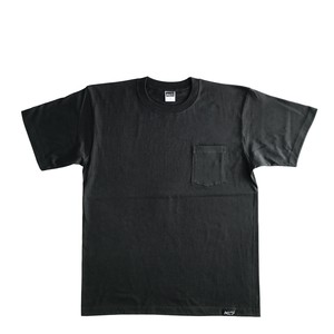 Mountain One pocket T-shirt  /  Dark gray