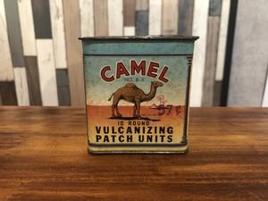 ヴィンテージ ティン缶 「CAMEL」