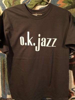 OK JAZZ Tシャツ