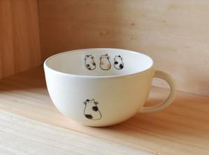 ネコ スープカップ