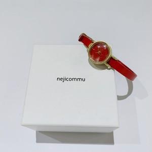 【nejicommu】REKI XS 1 (A=BLACK・B=NATURAL・C=RED) / NO.14