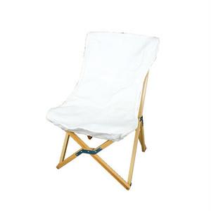 【100-248】Wooden beach chair ビーチチェア / 屋外 / ナチュラル