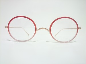 STEADY STD-68 RED HALF/SHIRRING ROSE GOLD