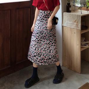 【ボトムス】レトロ小柄ハイウエスト合わせやすいAラインファッションスカート22404440