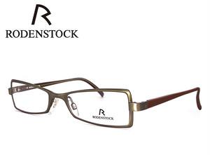 ローデンストック フレーム RODENSTOCK r4701 D メタル スクエア型 フレーム レディース 女性用