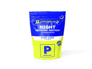 NIGHT RECOVERY PROTEIN450g ミルクティ風味