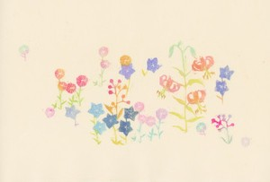 沙羅「小さな庭」 Small Gardenシリーズ(L−23)
