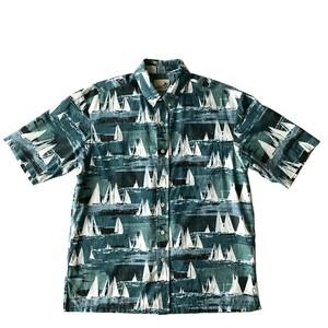 KHALA  / USEDアロハシャツ / size L