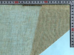 品番(N28LG)麻100%ガーゼ生機(生地)(巾130cm*1m)追加20m迄OKです