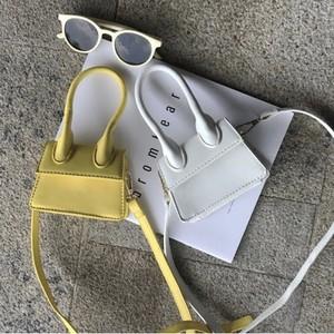 ミニミニバッグ ロングハンドル ショルダーバッグ 2サイズ 全5色