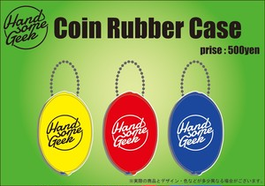 COIN RUBBER CASE