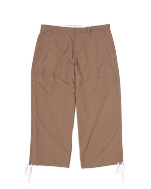 """NEW"" Big Army Pants / BROWN"