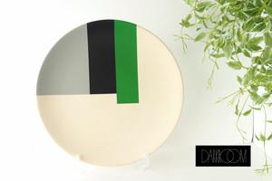 ダークルーム ロンドン|DARKROOM LONDON|オーナメントプレート|飾り皿|デザイン|アート|STOLEN FROM DE STIJL|PLATE#4