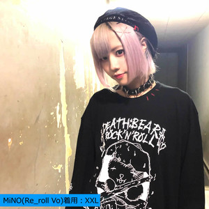 【HAPPY?】LONG SLEEVE T-SHIRTS