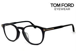 トムフォード メガネ アジアンフィット TF-5401 001 tf5401 TOM FORD 眼鏡 黒ぶち tomford ボストン メンズ レディース 黒縁