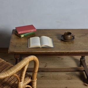 Coffee Table / コーヒーテーブル〈センターテーブル・サイドテーブル・アンティーク・ヴィンテージ〉112328