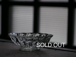 【売切】吹きガラス 村上恭一 5寸透モール小鉢