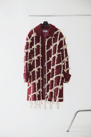 【FW20 先行受注】eternal toggle duffle coat
