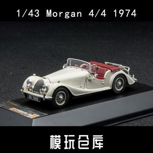 IXO premium x 1:43 モルガン4/4 1974年