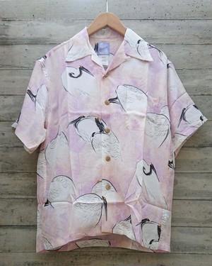 だるま鶴 col.pink limited edition