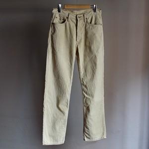Super Rare !! 1990s Levi's 501 - 0193 Corduroy Pants / 90年代 リーバイス コーデュロイ パンツ Cotton 100% !!