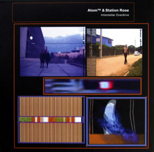 Interstellar Overdrive / atom™&Station Rose CD